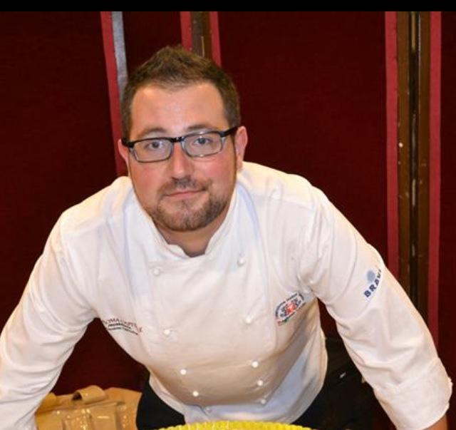 Chef Dario Tornatore