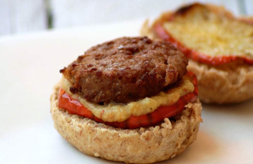 Miniburgerbanner