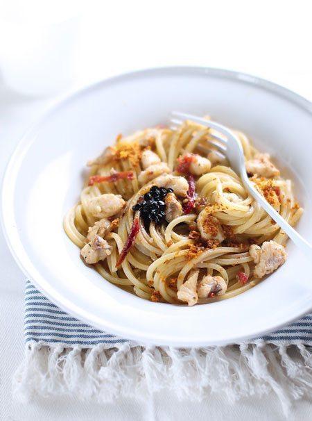 Pasta, Lucania e fantasia