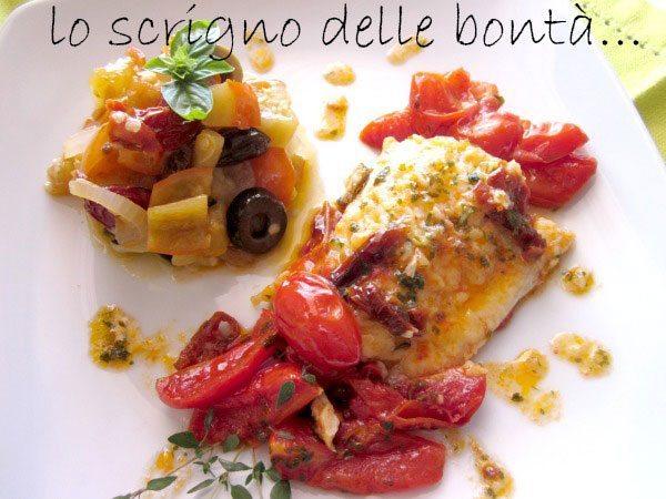 filetto-di-cefalo-con-pomodorini-e-melanzane-saporite-1