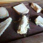 tagliere con formaggi