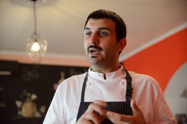 Chef Giovanni Arvonio