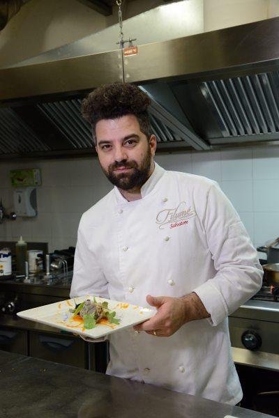 Chef Salvatore Mennella