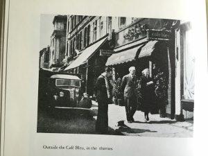 Fuori al Blue Café
