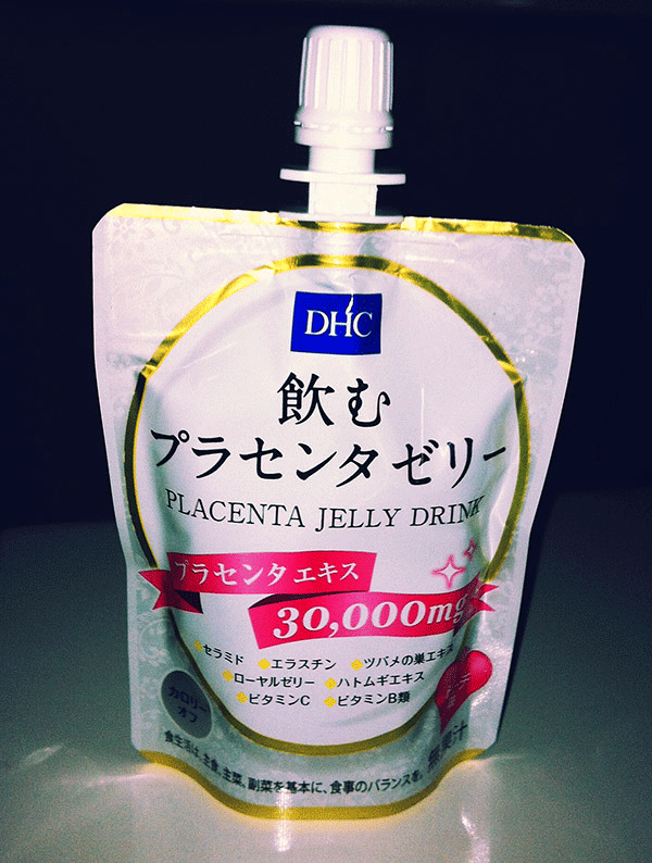 Placenta-Jelly-Drink