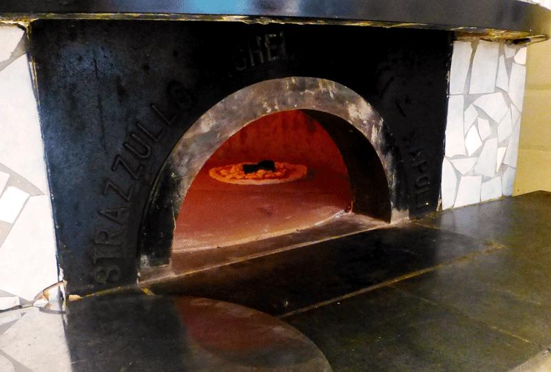 pizzaaportafoglio-forno