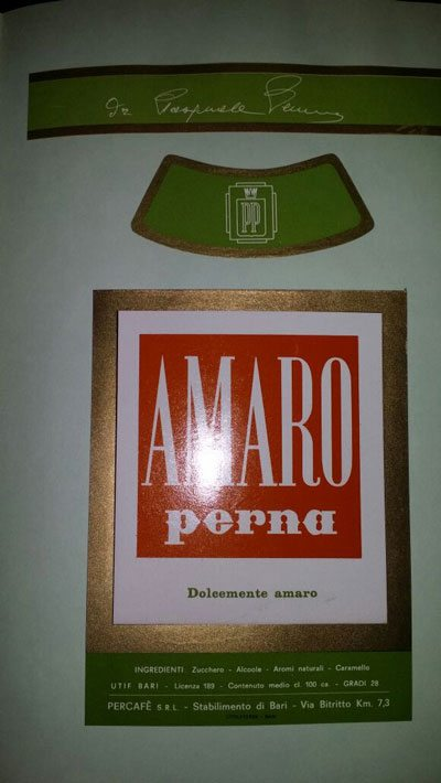 Amaro-Perna