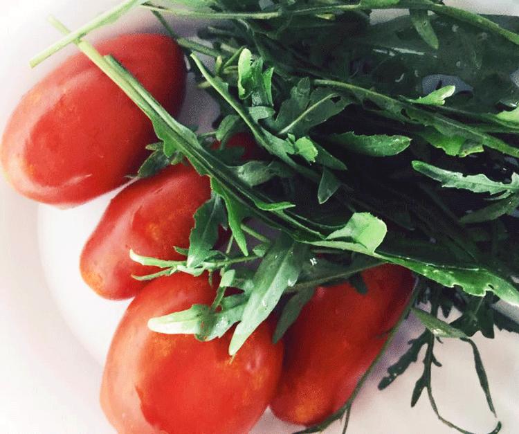 pomodori-e-rucola
