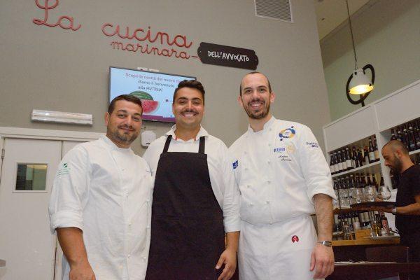 Chef Andrea Azzarito & Chef Tommaso De Palma (2)