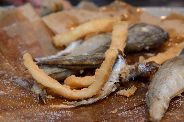 La Frittura di Pesce (1)