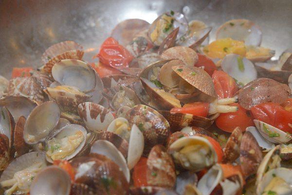 Lo Spaghetto ai Frutti di Mare (2)