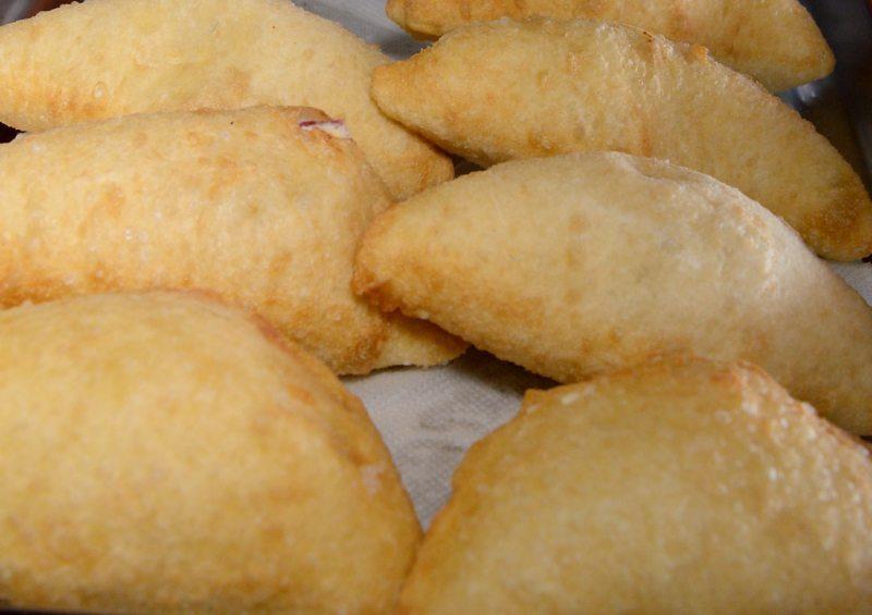 Pizza Fritta Ripieno