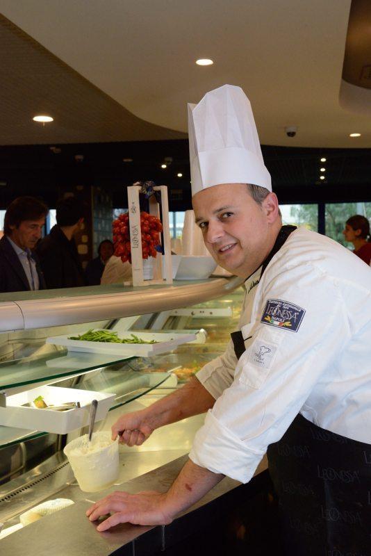 Chef Enzo della Monica