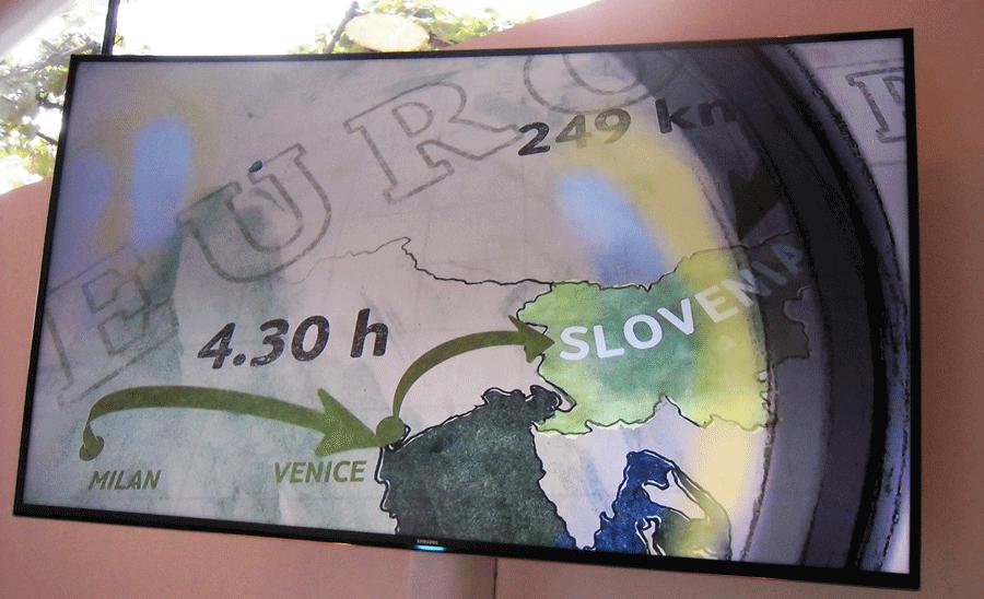 Slovenia-Banner