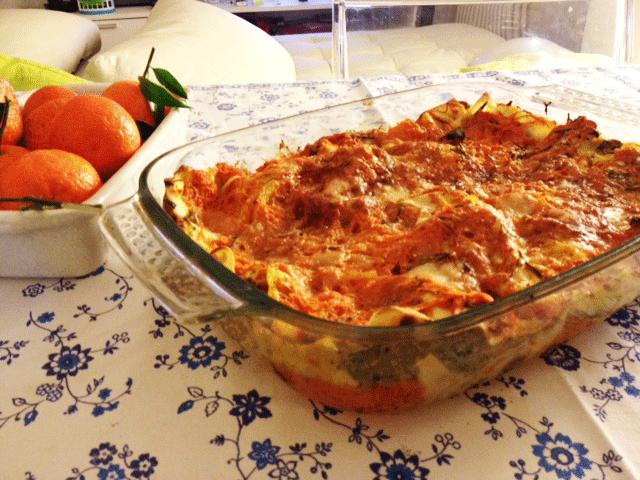 Lasagna-Veg