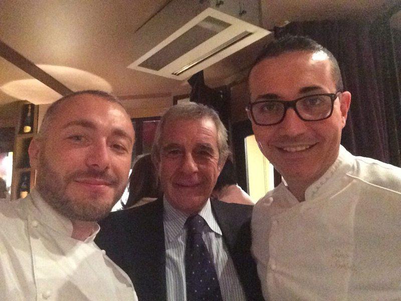 Gennaro Nasti, Caputo e Sorbillo