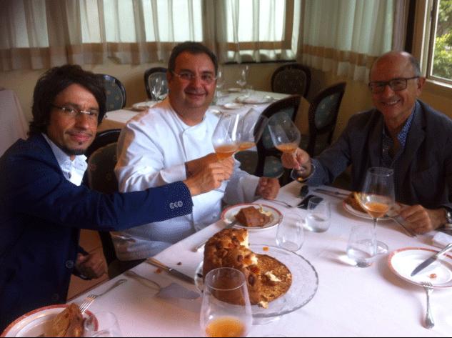 Franceso Aurilio, Paolo Gramaglia, Giuseppe Acciaio