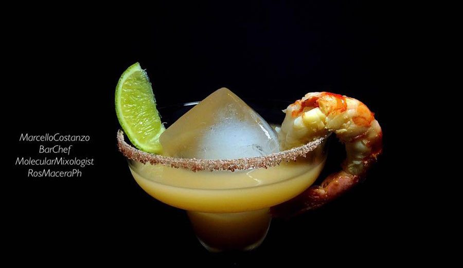 Tiger Prawn Margarita