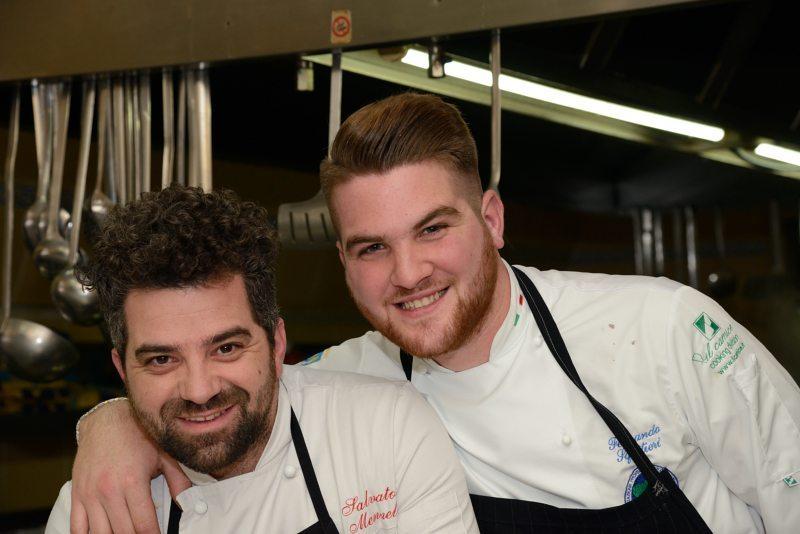 Chef Fernardo Squitieri & Salvatore Mennella