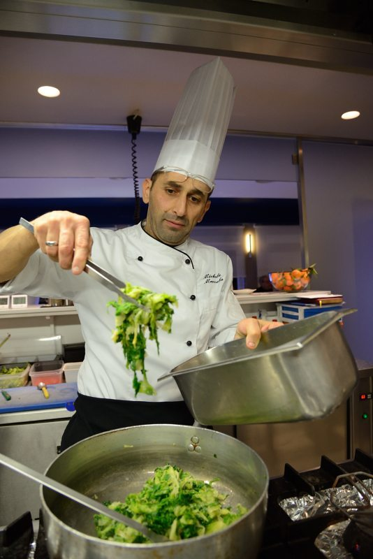 Chef Michele Mazzola
