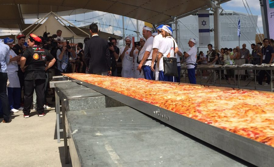 record-pizza copia