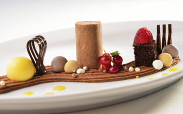 Forme di cioccolata