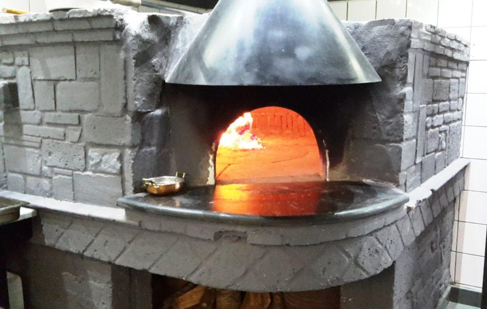 Il forno di Terrae Motus