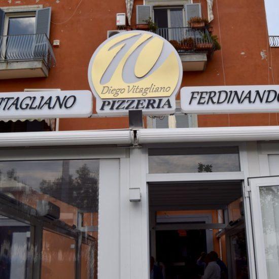Pizzeria 10 Diego Vitagliano