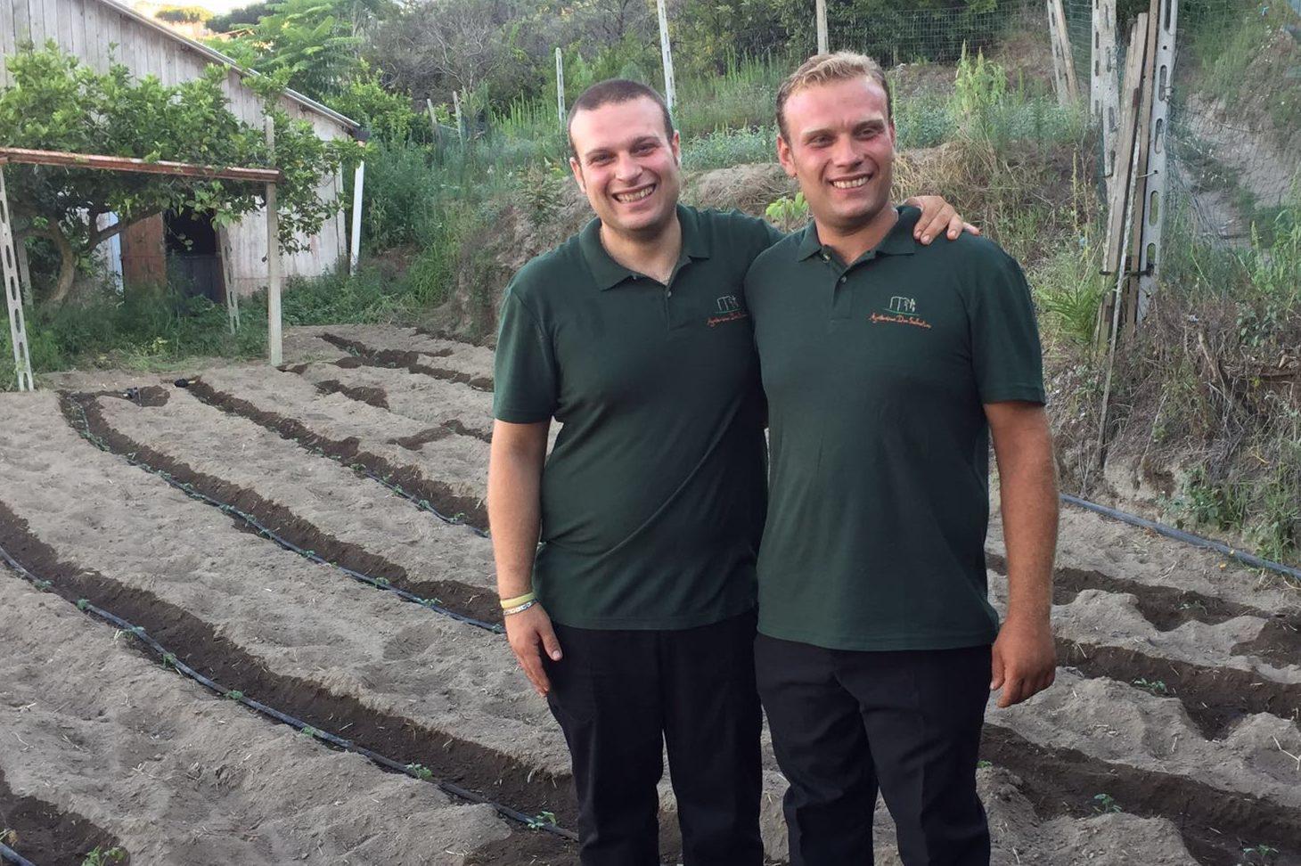 I fratelli Luigi e Generoso Colandrea