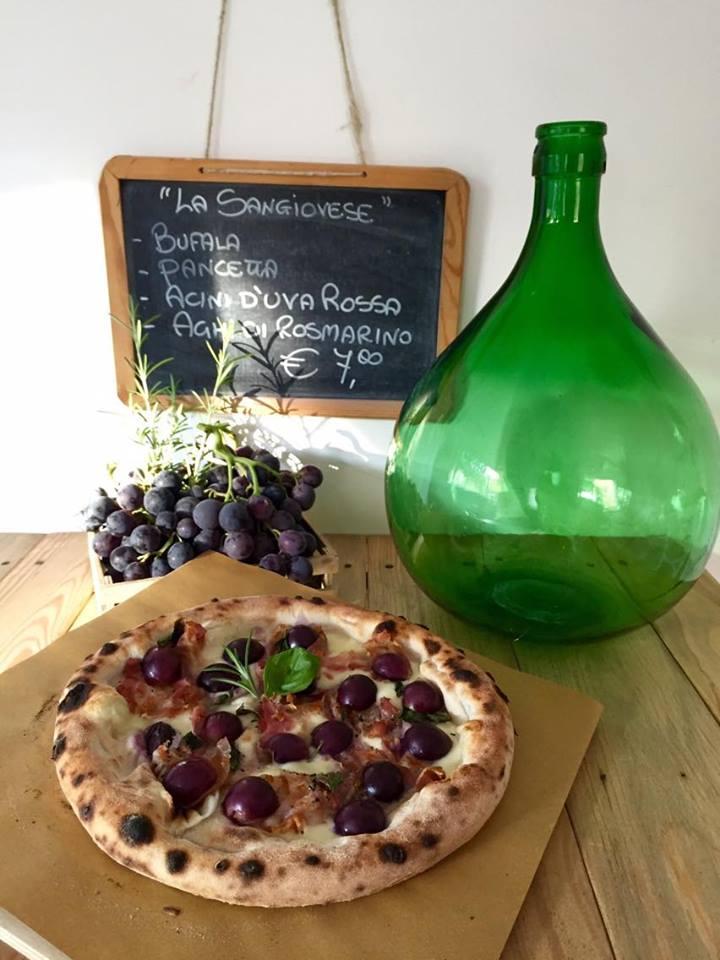 Pizza Sangiovese