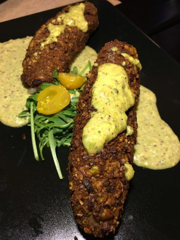 King Lear - crocchè in crosta di pistacchio