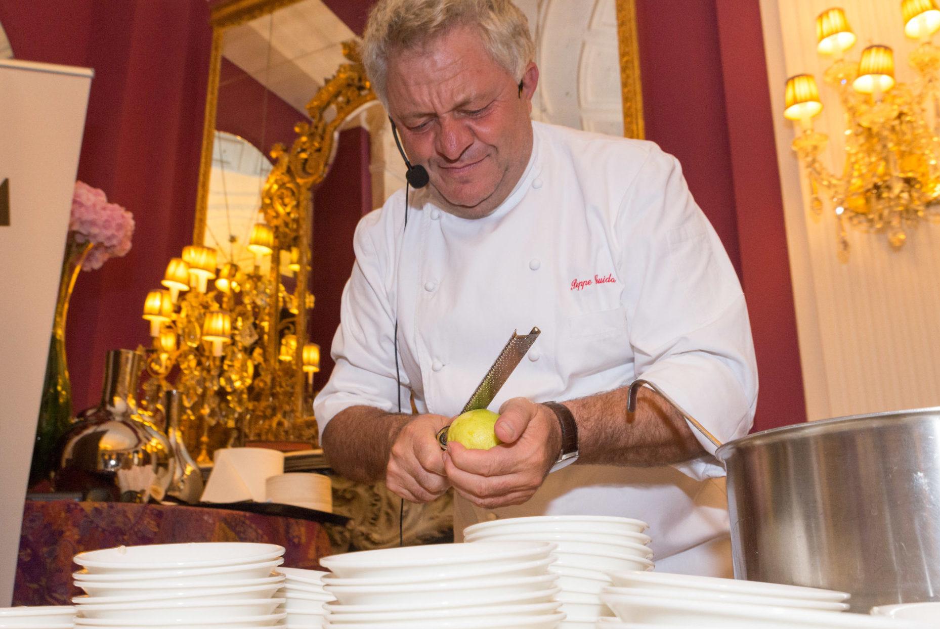 Chef Peppe Guida