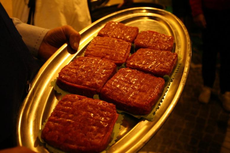 Hamburger Fratelli Veneruso