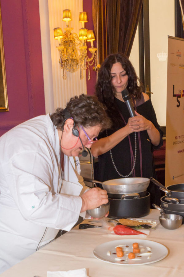 Chef Valeria Piccini
