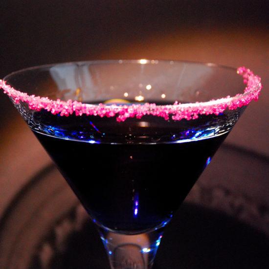 Violet Martini