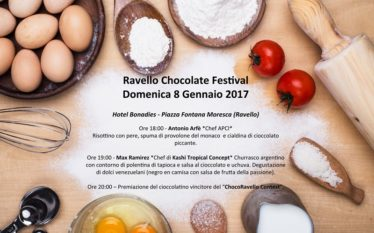 ravello chocolate festival meteo