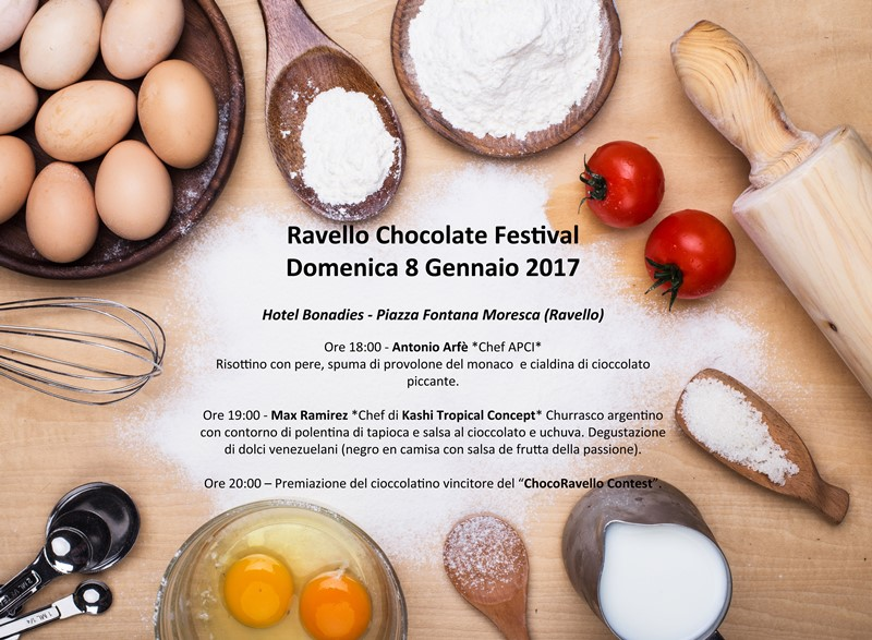ravello chocolate festival meteo