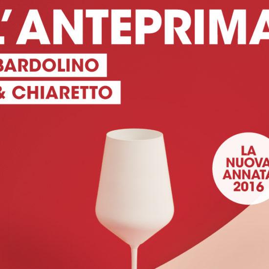 FOTO Anteprima Bardolino e Chiaretto