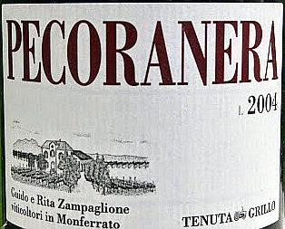 Pecora Nera 2004 Zampaglione 3