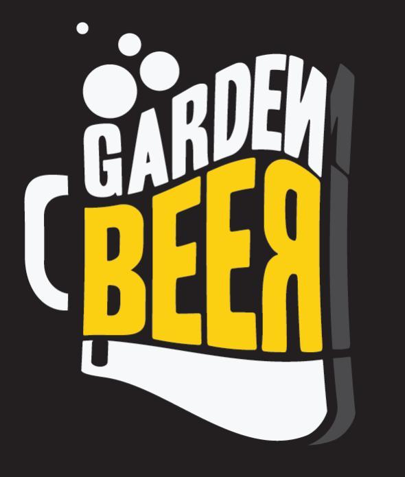 logo GARDEN BEER
