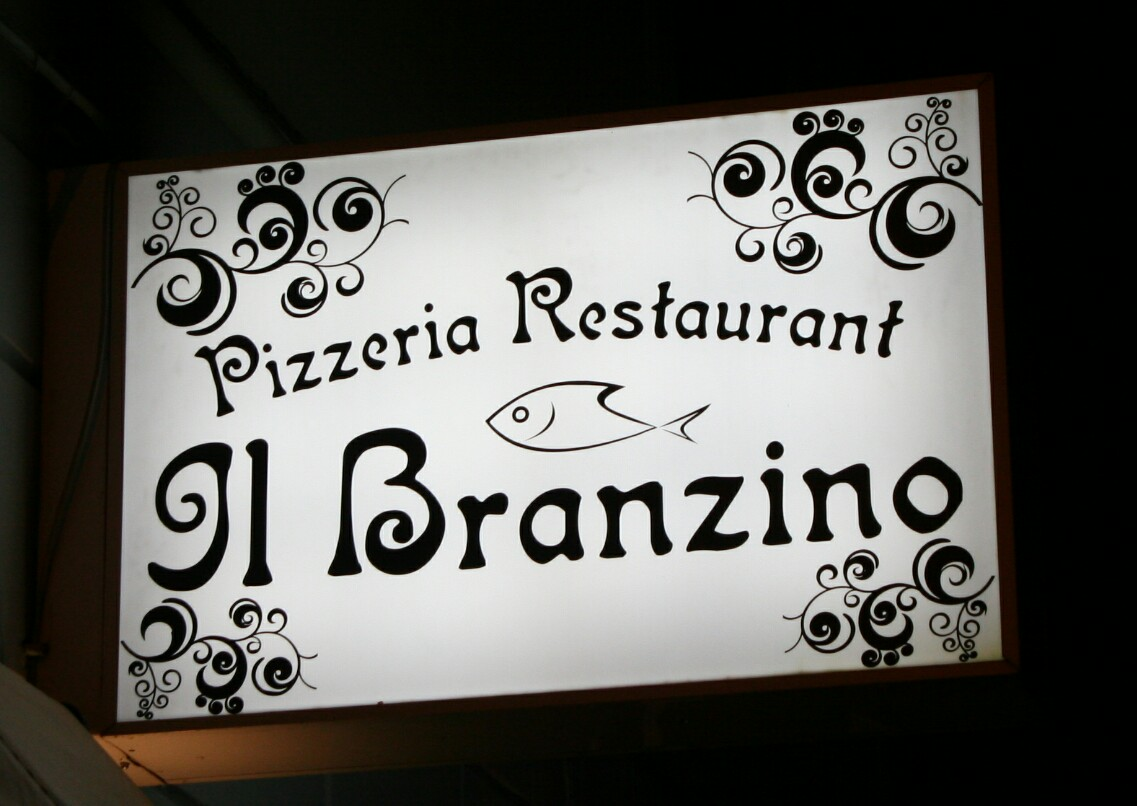 Basilico Branzino