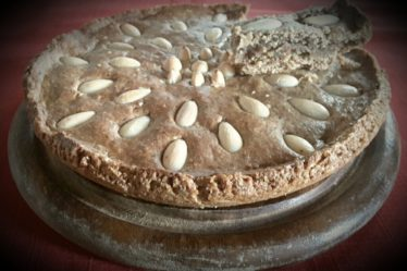 Crostata Vegana Mediterranea