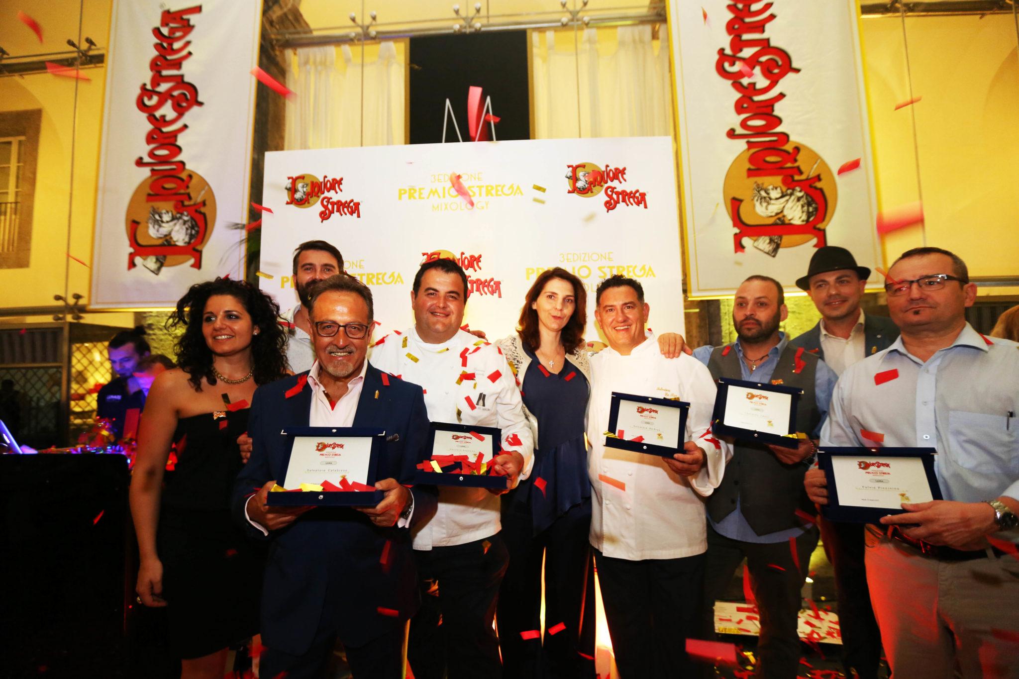 vincitore 3 premio strega mixology