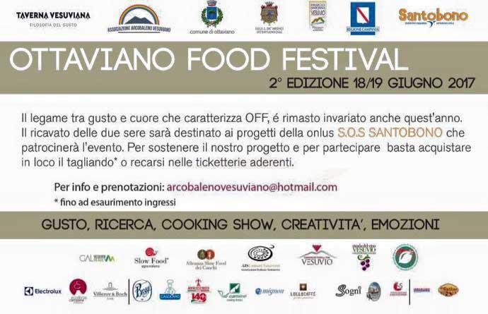 off ottaviano food festival