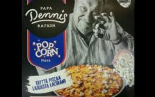 senza parole pizza pop corn