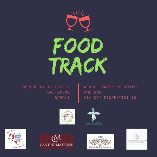 food track in vino veritas
