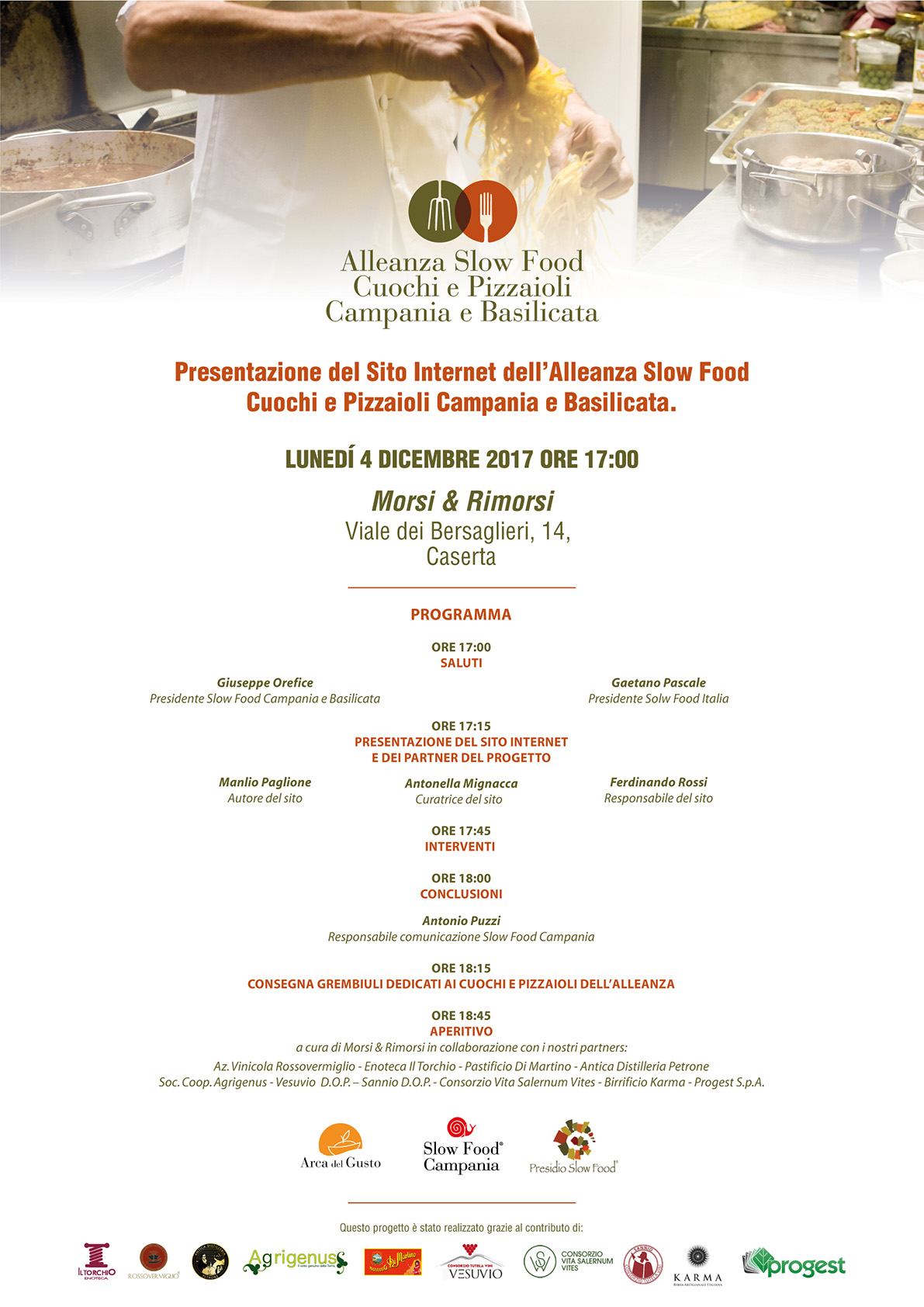 Alleanza Slow Food sito