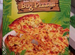 senza parole bug pizza