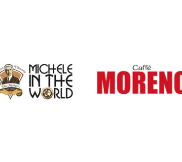 Da Michele Caffè Moreno co-branding