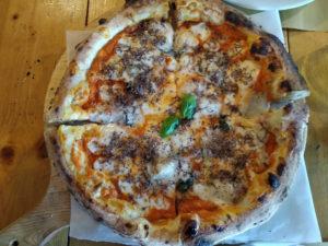 pizza zucca